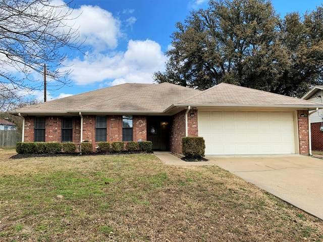 730 Southwood Drive, ATHENS, TX 75751 (MLS #94387) :: Steve Grant Real Estate