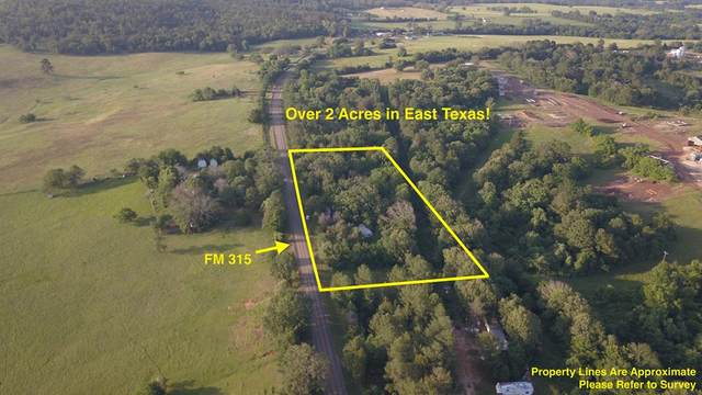 0 Fm 315, POYNOR, TX 75782 (MLS #95091) :: Steve Grant Real Estate