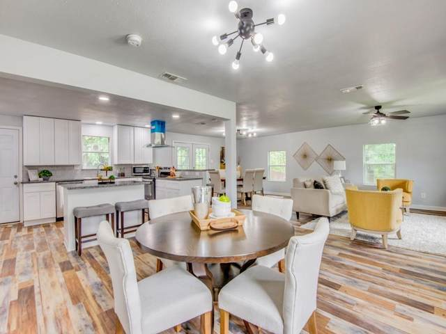 100 Forestwood Drive, Corinth, TX 76210 (MLS #95141) :: Steve Grant Real Estate
