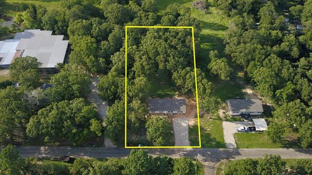 14658 Old Goshen Road, EUSTACE, TX 75124 (MLS #95502) :: Steve Grant Real Estate
