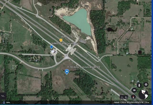 2815 E Main Street, GUN BARREL CITY, TX 75147 (MLS #89013) :: Steve Grant Real Estate