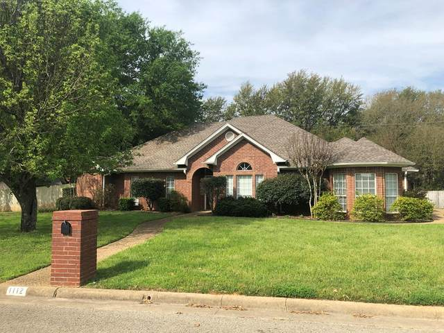 1112 Lonnie Drive, ATHENS, TX 75751 (MLS #90215) :: Steve Grant Real Estate