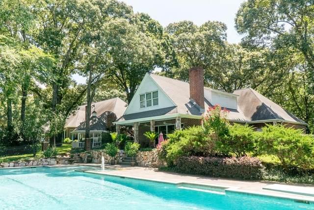 4360 Lake Estate Drive, ATHENS, TX 75751 (MLS #91257) :: Steve Grant Real Estate