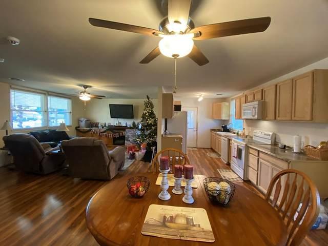 120 Daniels Drive, KERENS, TX 75144 (MLS #94080) :: Steve Grant Real Estate