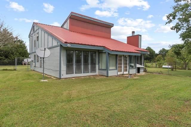 201 County Road 445, FAIRFIELD, TX 75840 (MLS #91640) :: Steve Grant Real Estate