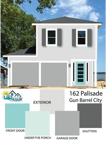 162 Palisade Drive, GUN BARREL CITY, TX 75156 (MLS #90368) :: Steve Grant Real Estate
