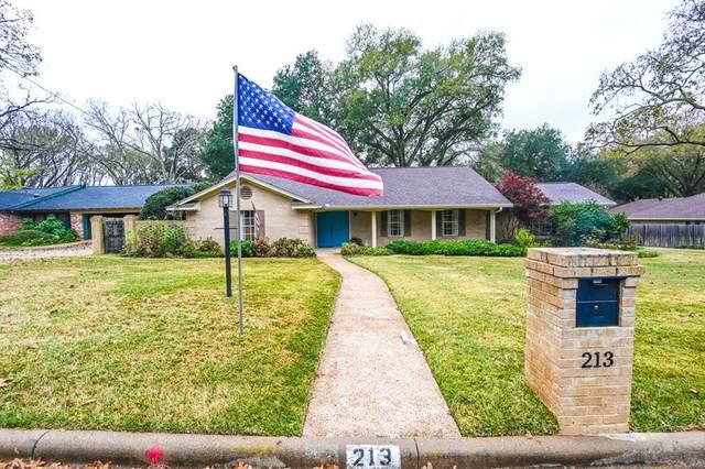 213 La Jolla, ATHENS, TX 75751 (MLS #93567) :: Steve Grant Real Estate
