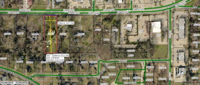 1002 E Tyler Street, ATHENS, TX 75751 (MLS #82700) :: Steve Grant Real Estate