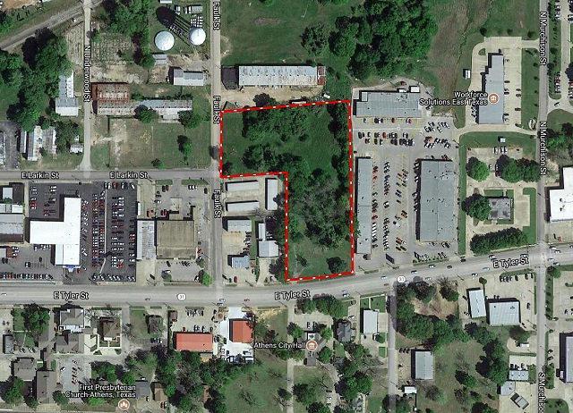 507 East Tyler Street, ATHENS, TX 75751 (MLS #83784) :: Steve Grant Real Estate
