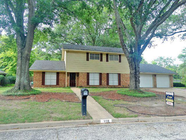 108 Guadalupe Drive, ATHENS, TX 75751 (MLS #85205) :: Steve Grant Real Estate