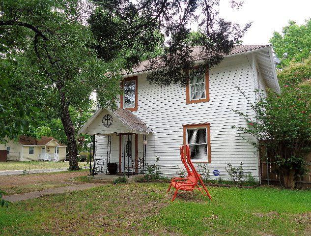 506 N Washington St, KAUFMAN, TX 75142 (MLS #85743) :: Steve Grant Real Estate