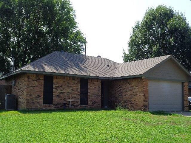 1109 Andrea Dr, MABANK, TX 75147 (MLS #86896) :: Steve Grant Real Estate