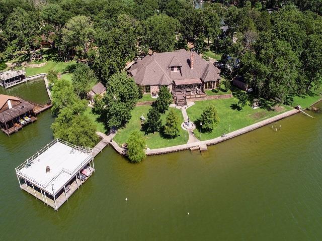 106 Lynne Circle, MABANK, TX 75156 (MLS #87130) :: Steve Grant Real Estate