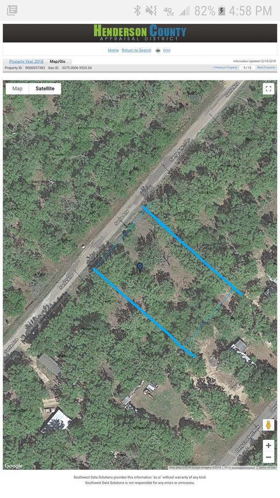 14549 Santa Anna, LOG CABIN, TX 75148 (MLS #87149) :: Steve Grant Real Estate
