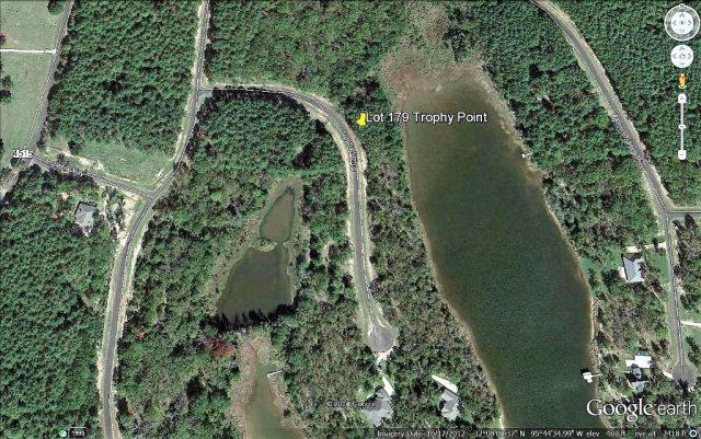 Lot 179 Trophy Point, LARUE, TX 75770 (MLS #87523) :: Steve Grant Real Estate