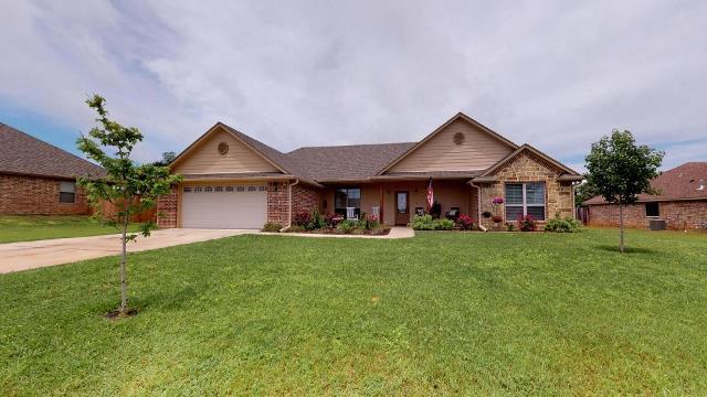 13633 Country Glen, LINDALE, TX 75706 (MLS #88355) :: Steve Grant Real Estate