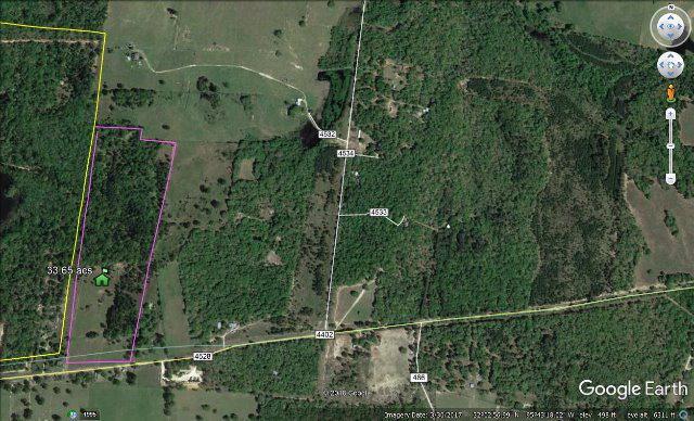 0 Cr 4528, PALESTINE, TX 75803 (MLS #88807) :: Steve Grant Real Estate