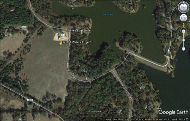 Lot 257 Waters Edge Drive, LARUE, TX 75770 (MLS #90006) :: Steve Grant Real Estate