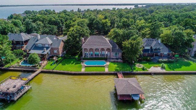 222 Saint Andrews, MABANK, TX 75156 (MLS #90469) :: Steve Grant Real Estate