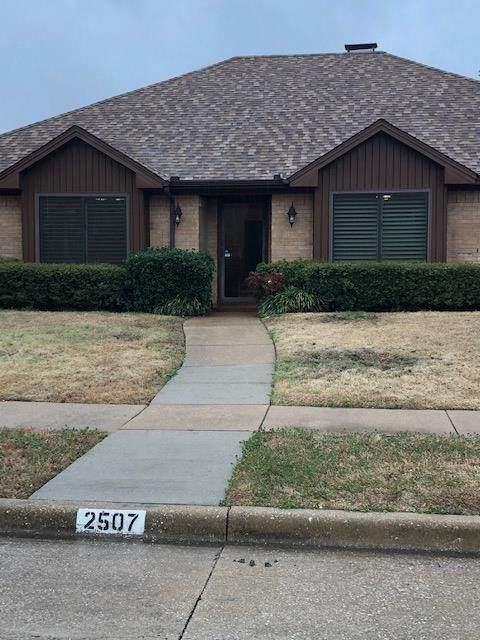 2507 Shadow Lane Drive, MCKINNEY, TX 75072 (MLS #90647) :: Steve Grant Real Estate