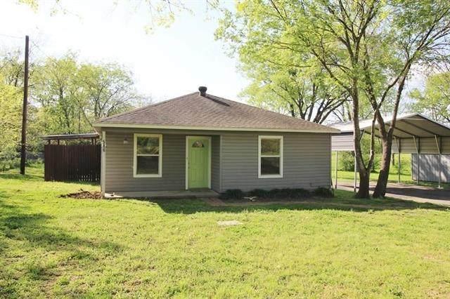 506 S 1st Street, MABANK, TX 75147 (MLS #90680) :: Steve Grant Real Estate