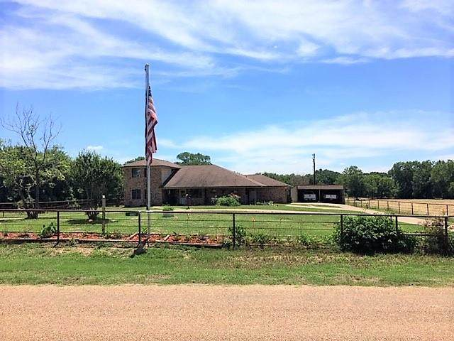 8937 Cr 1500, ATHENS, TX 75751 (MLS #91377) :: Steve Grant Real Estate