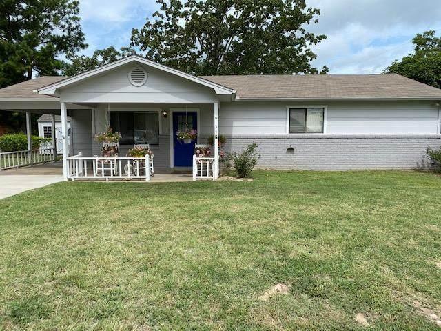 6134 Dorsey Circle, ATHENS, TX 75752 (MLS #91619) :: Steve Grant Real Estate
