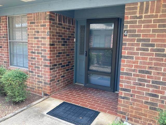 500 E College, ATHENS, TX 75751 (MLS #92330) :: Steve Grant Real Estate