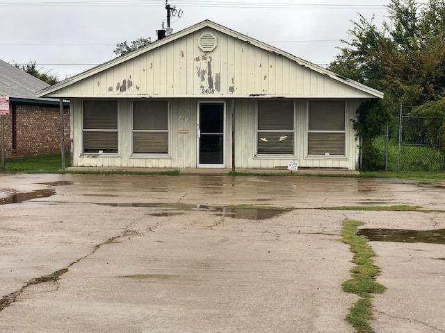 2406 West Main, GUN BARREL CITY, TX 75156 (MLS #93563) :: Steve Grant Real Estate