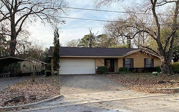600 Red Bud Circle, ATHENS, TX 75751 (MLS #94085) :: Steve Grant Real Estate