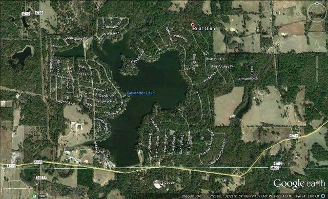 Lot 13 Pine Ridge, MURCHISON, TX 75778 (MLS #94155) :: Steve Grant Real Estate