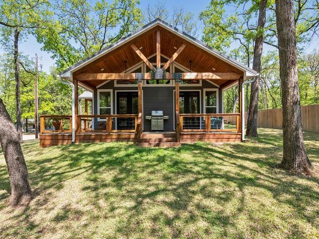 115 Fawn Trail, MABANK, TX 75156 (MLS #87992) :: Steve Grant Real Estate