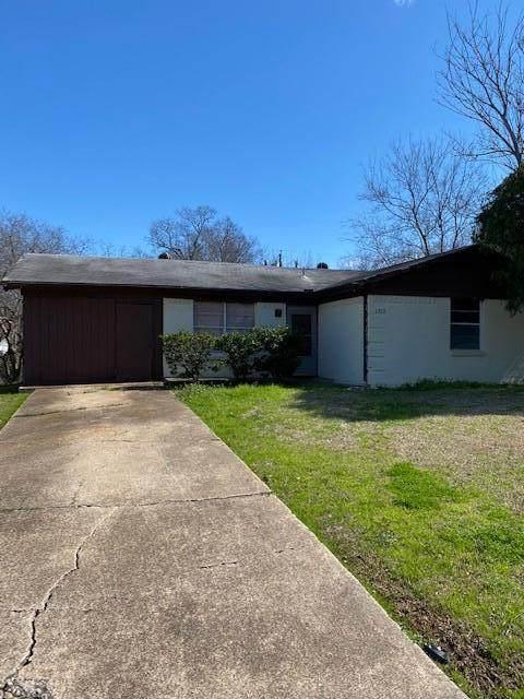 1912 Sycamore, MESQUITE, TX 75149 (MLS #90687) :: Steve Grant Real Estate