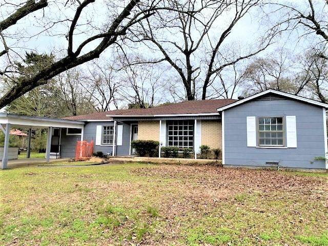 711 Saint Thomas, ATHENS, TX 75751 (MLS #90772) :: Steve Grant Real Estate