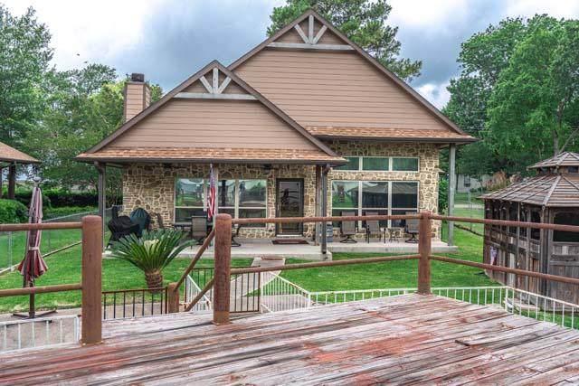 156 Palisade Drive, GUN BARREL CITY, TX 75156 (MLS #91286) :: Steve Grant Real Estate