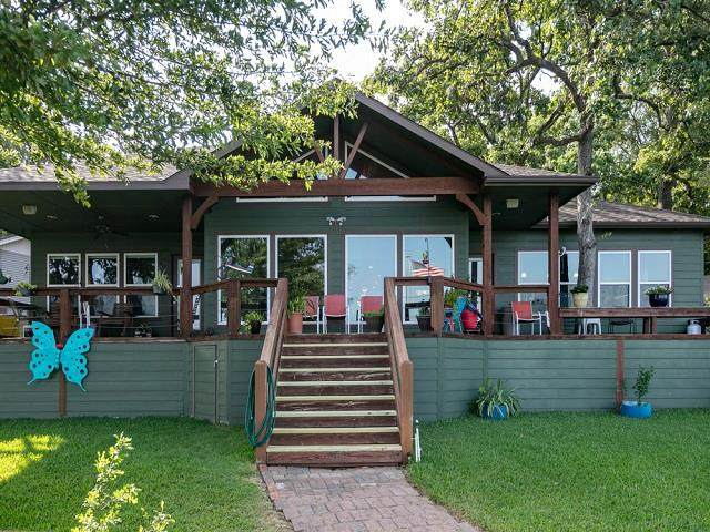 222 Southlake Drive, MABANK, TX 75156 (MLS #91614) :: Steve Grant Real Estate
