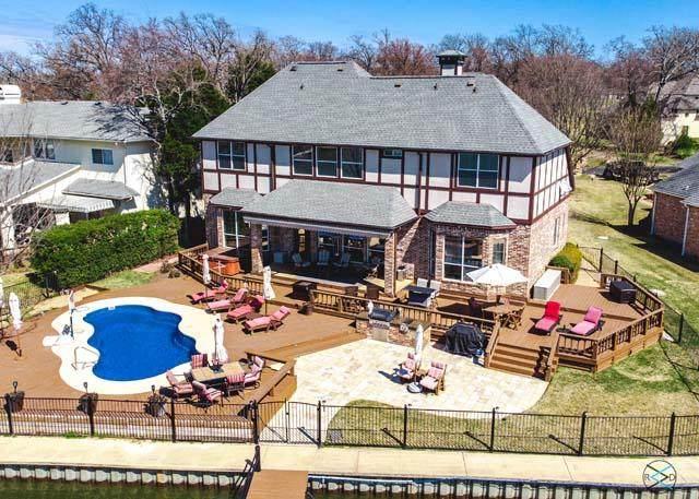 294 Saint Andrews Drive, MABANK, TX 75156 (MLS #90608) :: Steve Grant Real Estate