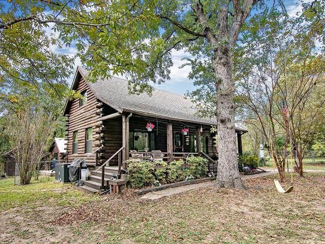 14201 Alamo Road, LOG CABIN, TX 75148 (MLS #92367) :: Steve Grant Real Estate