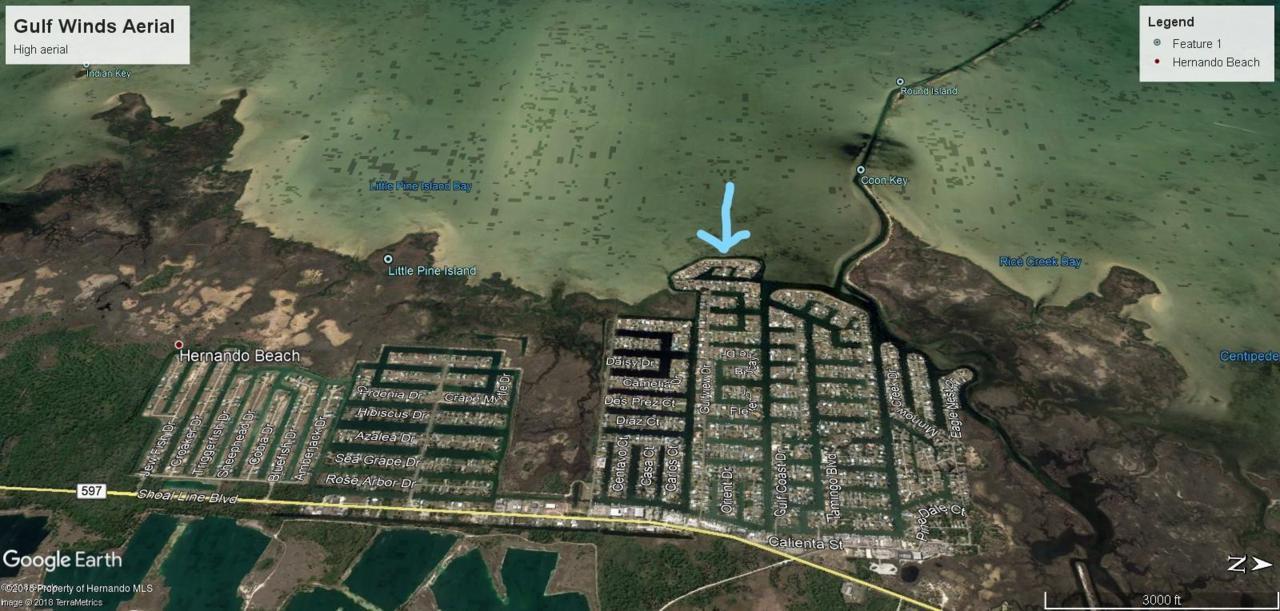 3138 Gulf Winds Circle Hernando Beach Fl 34607