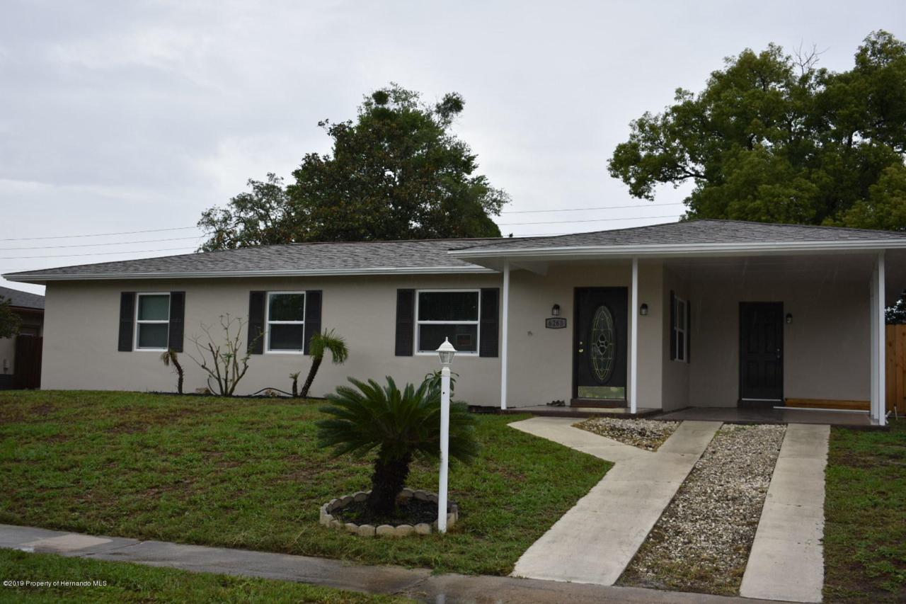 6263 Danbury Street, Spring Hill, FL 34606 (MLS #2201856) :: The Hardy Team  - RE/MAX Marketing Specialists