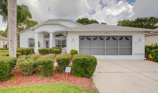 489 Tournament Drive, Spring Hill, FL 34608 (MLS #2184711) :: The Hardy Team - RE/MAX Marketing Specialists