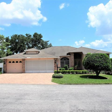 2243 Country Ridge Ln., Spring Hill, FL 34606 (MLS #2184728) :: The Hardy Team - RE/MAX Marketing Specialists