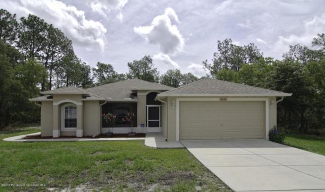 8064 Nightingale Drive, Weeki Wachee, FL 34613 (MLS #2184741) :: The Hardy Team - RE/MAX Marketing Specialists