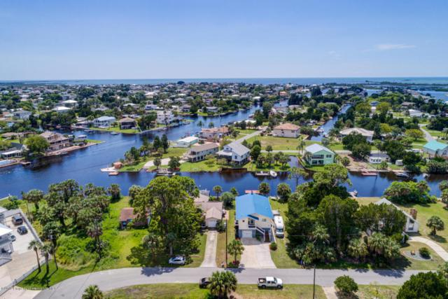 4116 Pine Dale Court, Hernando Beach, FL 34607 (MLS #2185970) :: The Hardy Team - RE/MAX Marketing Specialists
