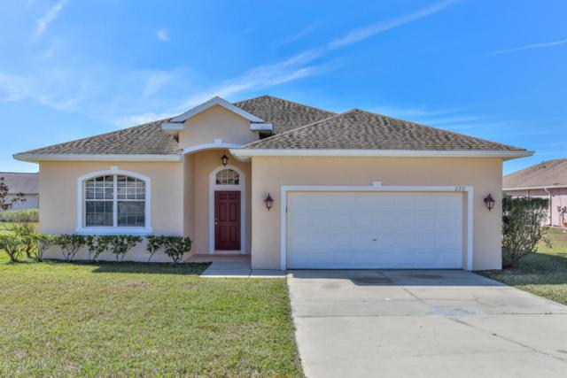 2371 Cross Tee Court, Brooksville, FL 34604 (MLS #2186139) :: The Hardy Team - RE/MAX Marketing Specialists