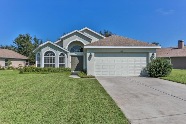329 Barrington Court, Spring Hill, FL 34609 (MLS #2186767) :: The Hardy Team - RE/MAX Marketing Specialists