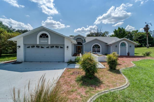 14448 Linden, Spring Hill, FL 34609 (MLS #2186809) :: The Hardy Team - RE/MAX Marketing Specialists