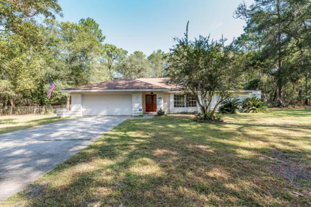 20285 Gamble, Brooksville, FL 34601 (MLS #2186820) :: The Hardy Team - RE/MAX Marketing Specialists