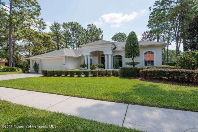 5200 Golf Club Lane, Brooksville, FL 34609 (MLS #2186829) :: The Hardy Team - RE/MAX Marketing Specialists