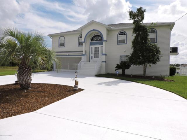 4034 Cobia Drive, Hernando Beach, FL 34607 (MLS #2187140) :: The Hardy Team - RE/MAX Marketing Specialists